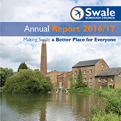 Annual Report 2015-16 front cover